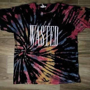 Wasted Tye Dye
